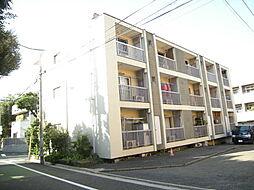 シルクマンション[1階]の外観