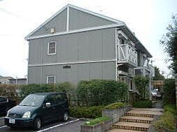 滋賀県湖南市中央1丁目の賃貸アパートの外観