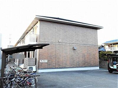 外観,2LDK,面積64.86m2,賃料5.4万円,,,愛媛県東温市南方597