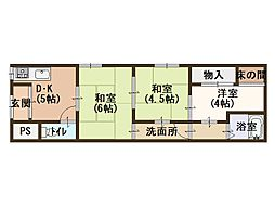 [一戸建] 大阪府大阪市北区長柄中2丁目 の賃貸【/】の外観
