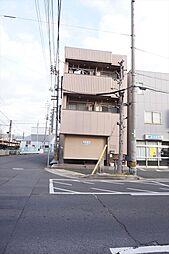 香川県高松市築地町の賃貸アパートの外観