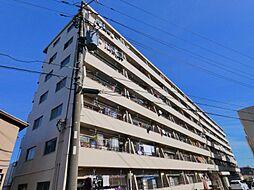 昭和コーポA棟[7階]の外観