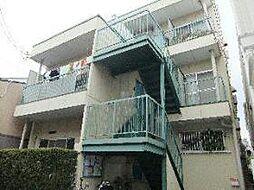 石山グリーンハイツ[1階]の外観