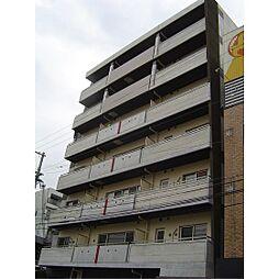 大阪府大阪市北区中津の賃貸マンションの外観