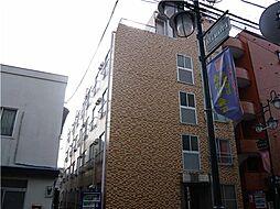 東京都葛飾区東新小岩5丁目の賃貸マンションの外観