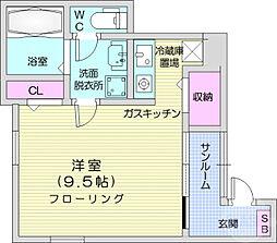 東仙台駅 6.6万円