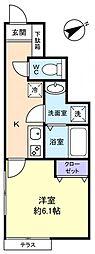 (仮称)八千代台南1丁目計画[1階]の間取り