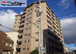 パラシオン覚王山507号室[5階]の外観