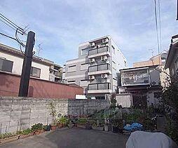 京都府京都市右京区花園春日町の賃貸マンションの外観