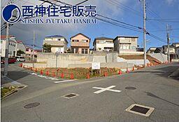 JR山陽本線「明石」駅よりバス12分「白水1丁目東」停下車徒歩7分の立地です。 現地(2017年1月14日)撮影