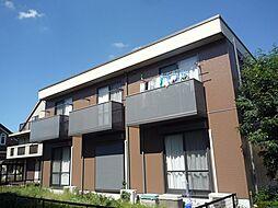 [テラスハウス] 茨城県牛久市ひたち野西3丁目 の賃貸【/】の外観