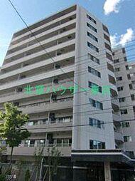 北海道札幌市東区北二十六条東16丁目の賃貸マンションの外観