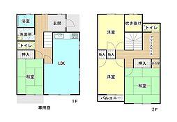 山陽本線 阿品駅 徒歩30分