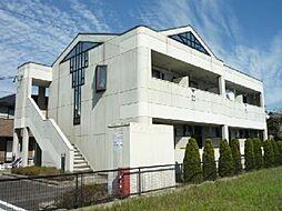 愛知県一宮市千秋町佐野字郷浦の賃貸アパートの外観
