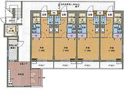 ファルステーロマンション[2階]の間取り
