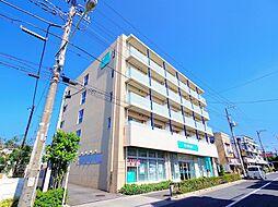 東京都西東京市保谷町4丁目の賃貸マンションの外観