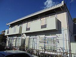 サンコーハイツF[2階]の外観