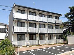 千葉県八千代市八千代台北7丁目の賃貸アパートの外観
