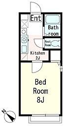 暖家[2階]の間取り