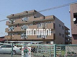田島マンシヨン[3階]の外観
