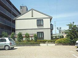 メゾンモンハイム南[1階]の外観