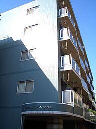 千葉県浦安市北栄の賃貸マンションの外観