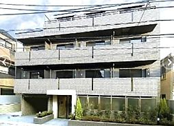 ルーブル早稲田参番館[502号室号室]の外観