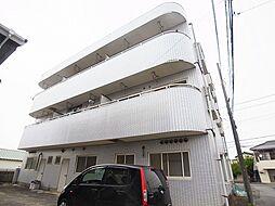 千葉県松戸市六実1丁目の賃貸マンションの外観
