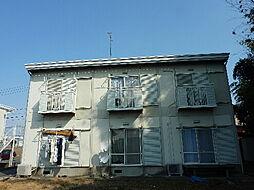 小舩ハイツ B[203号室]の外観
