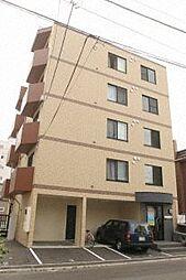 北海道札幌市豊平区豊平五条2丁目の賃貸マンションの外観
