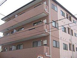 大阪府大阪市住吉区長居2丁目の賃貸マンションの外観