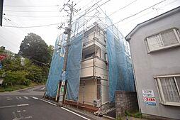 大野武田マンション[206号室]の外観