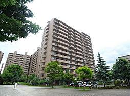 北海道札幌市東区北六条東8丁目の賃貸マンションの外観