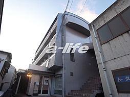 レディースマンションスズラン[2階]の外観