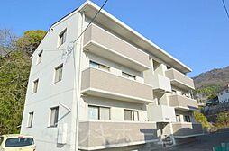 広島県広島市安芸区矢野東6丁目の賃貸マンションの外観