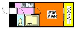 高井田ル・グラン 403号室[4階]の間取り