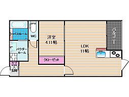 竹下駅 6.5万円