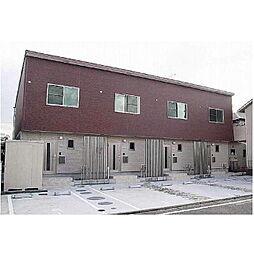 岐阜県羽島市竹鼻町飯柄の賃貸アパートの外観