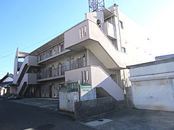 泉佐野グリーンハイツ[1階]の外観