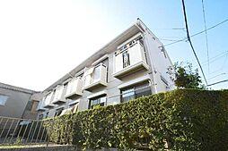 愛知県海部郡大治町大字西條字城前田の賃貸アパートの外観