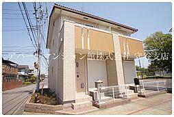 [タウンハウス] 茨城県守谷市けやき台1丁目 の賃貸【/】の外観