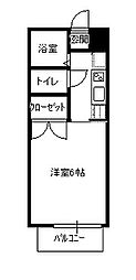 WIN台原[103号室]の間取り