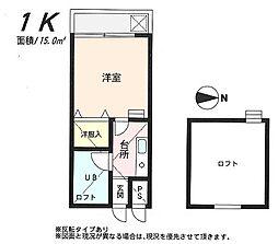市川駅 4.6万円