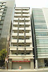 大阪府大阪市西区靱本町1丁目の賃貸マンションの外観