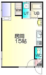 N31-2[101号室]の間取り