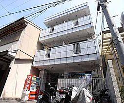 京都府京都市上京区突抜町の賃貸マンションの外観
