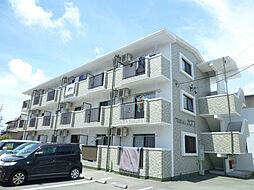 静岡県浜松市南区渡瀬町の賃貸マンションの外観