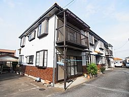愛川パレスD[2階]の外観