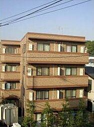 神奈川県横浜市神奈川区三ツ沢西町の賃貸マンションの外観