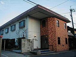 京都府京都市左京区下鴨泉川町の賃貸マンションの外観